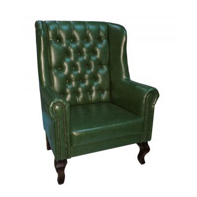 Каминное кресло с ушами Прованс